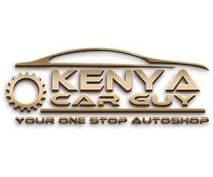 Kenya Car Guy Logo